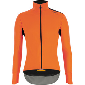 Santini Vega Xtreme Winter Jacket Men, oranje
